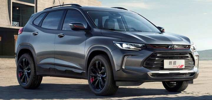 51 New Chevrolet Tracker 2020 Price Design And Review