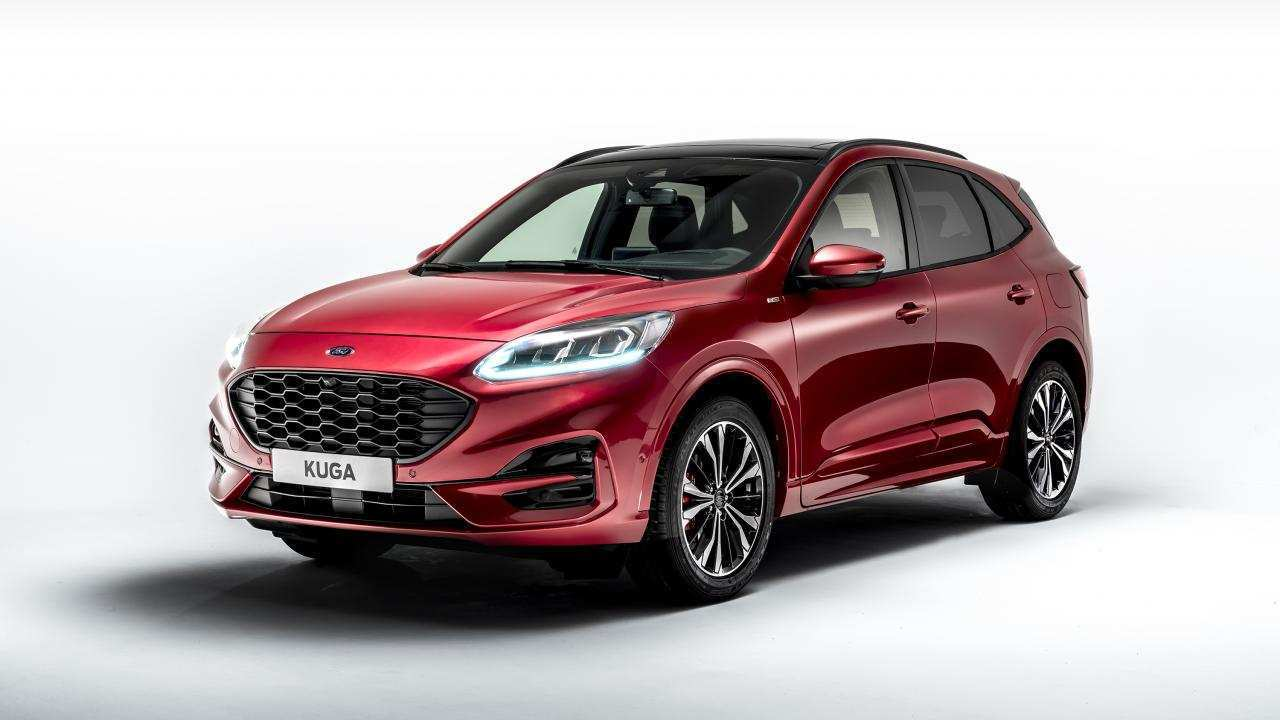 51 New Ford Kuga 2020 Review Redesign