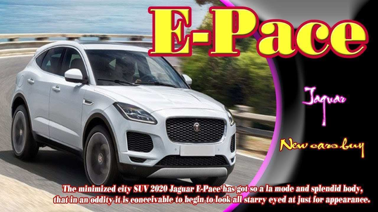 51 New Jaguar E Pace 2020 First Drive