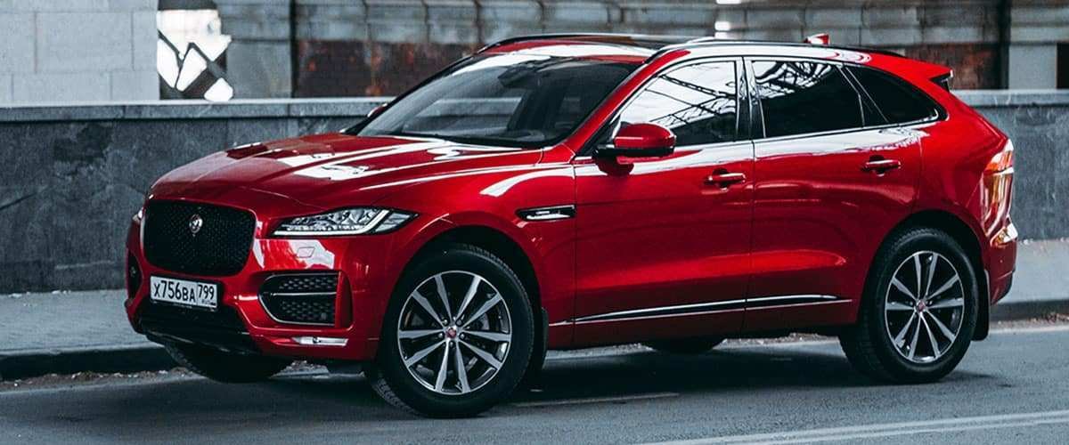 51 New Jaguar Suv 2019 Photos