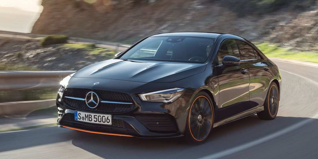 51 New Mercedes Cla 2019 Release Date Review And Release Date