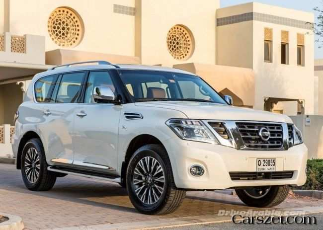 51 New New Nissan Patrol 2019 Performance