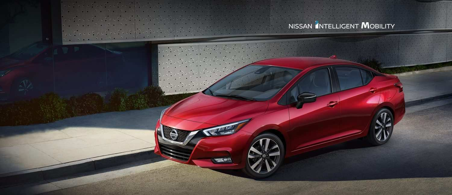 51 New Nissan Hatchback 2020 Redesign And Concept