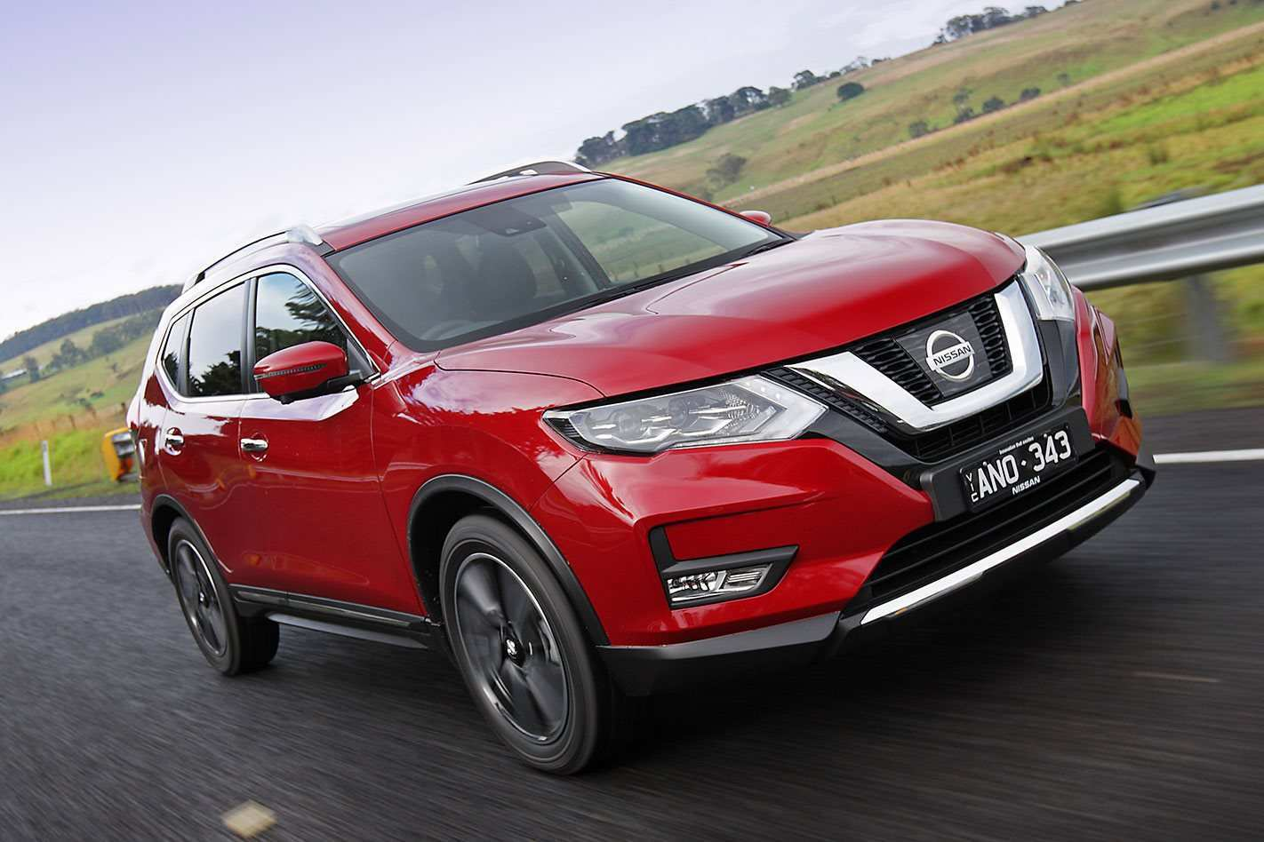 51 New Nissan X Trail 2019 Review Review