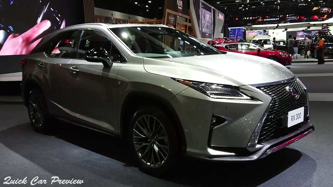 51 New Rx300 Lexus 2019 Specs And Review
