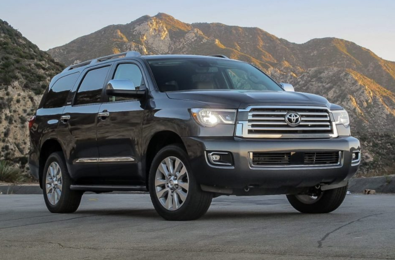 51 New Toyota Sequoia 2019 Redesign Images