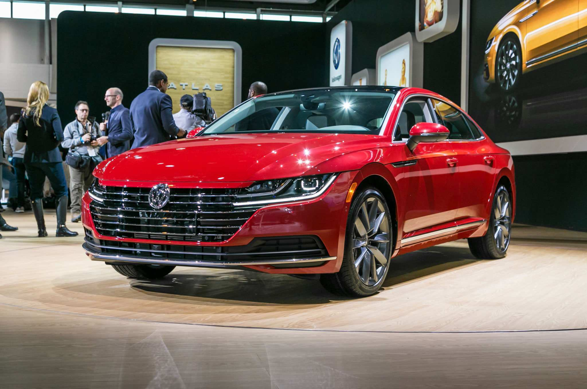 51 New Vw 2019 Arteon Redesign And Review