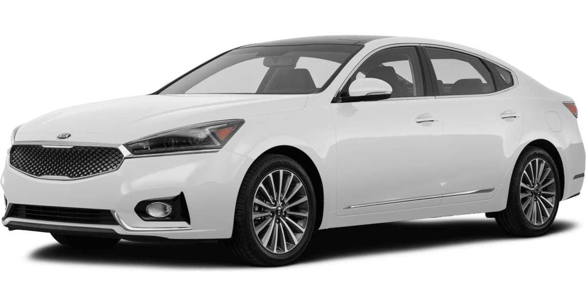 51 The 2019 All Kia Cadenza Pictures