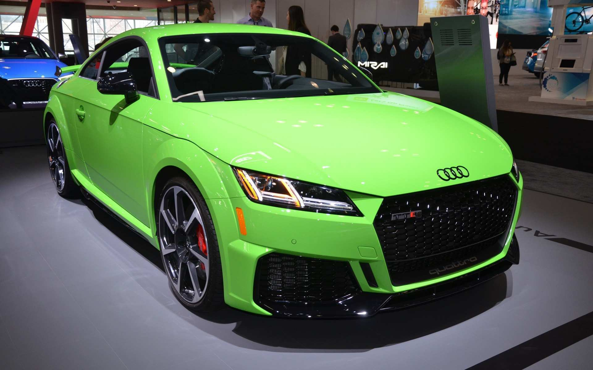51 The 2019 Audi Tt Rs Concept And Review