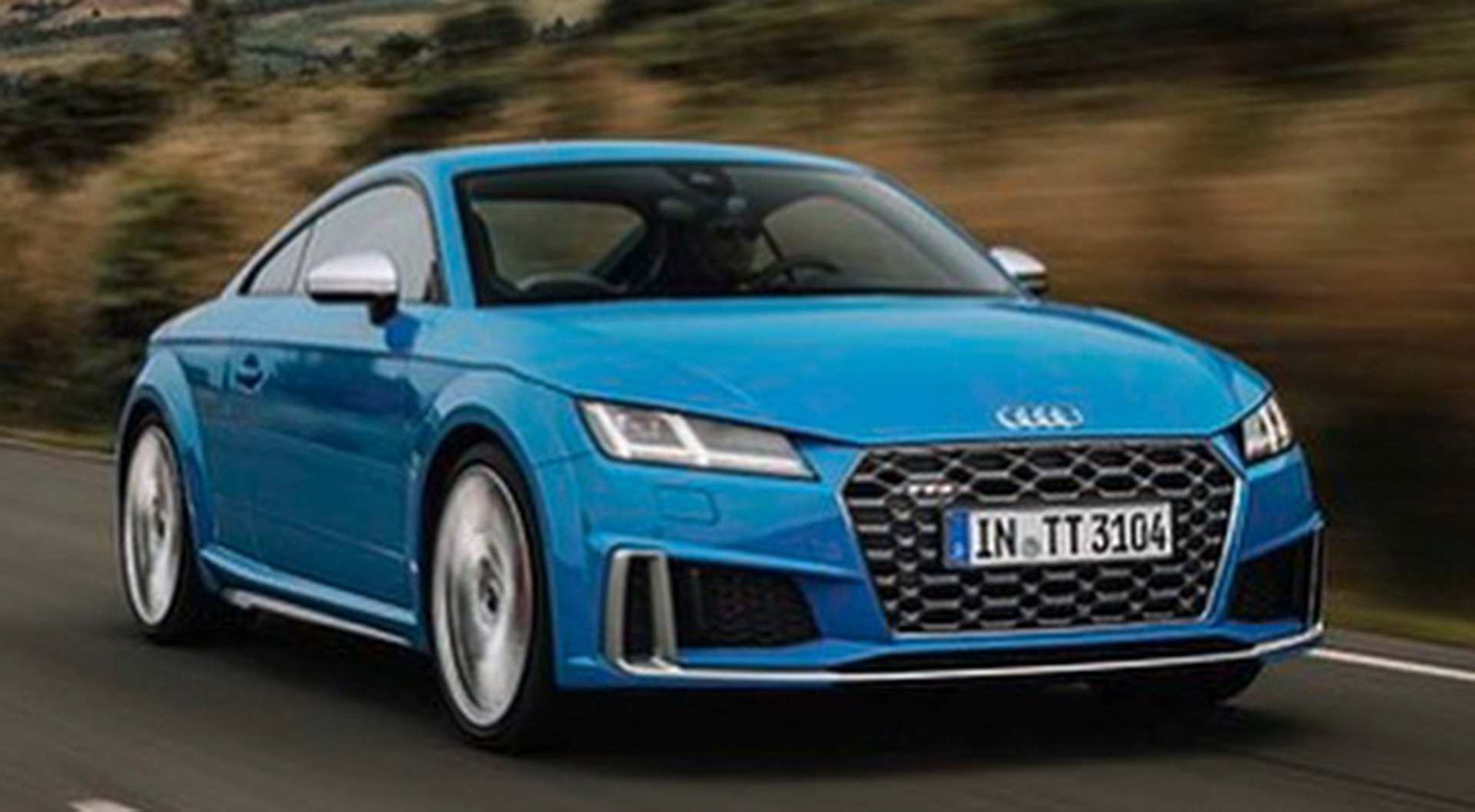 51 The 2019 Audi Tt Rs Ratings