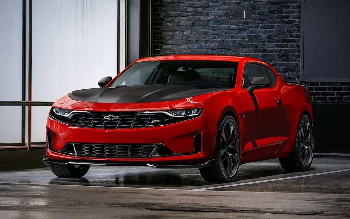 51 The 2019 Chevy Chevelle SS Style