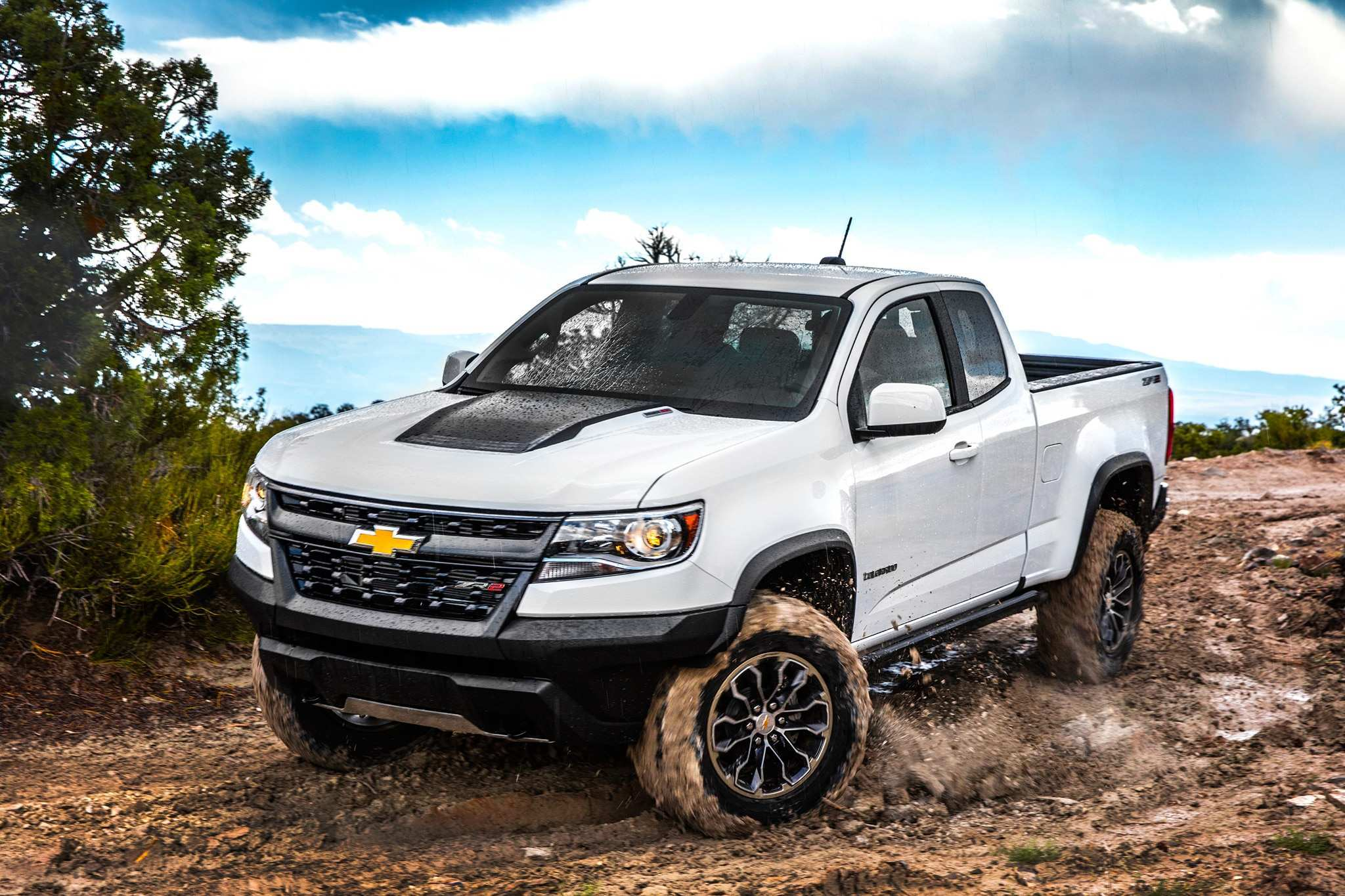 51 The 2019 Chevy Colorado Going Launched Soon First Drive