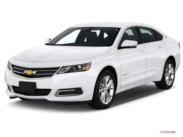 51 The 2019 Chevy Impala Ss Ltz Exterior