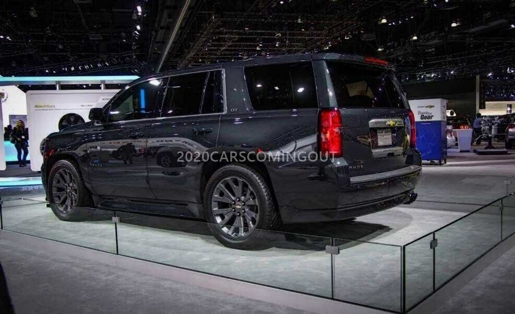 51 The 2019 Chevy Tahoe Z71 Ss Photos