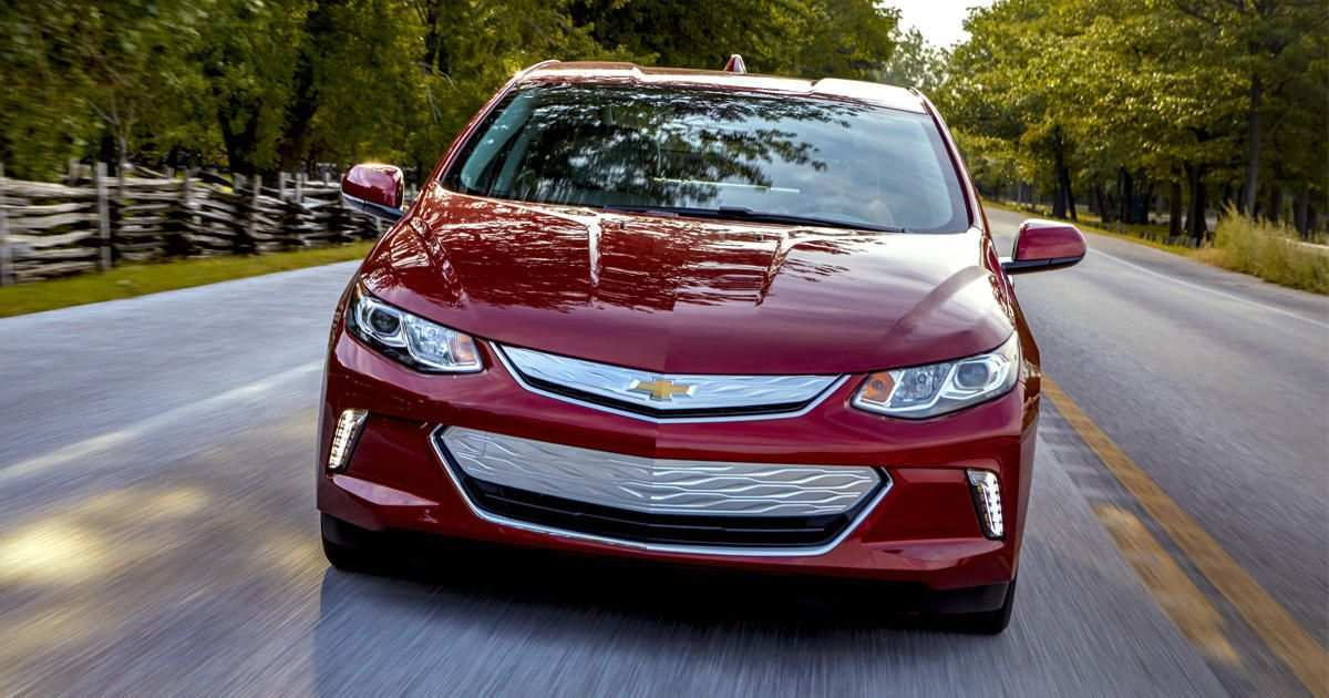 51 The 2019 Chevy Volt Specs And Review