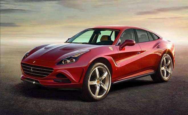 51 The 2019 Ferrari Cost Redesign And Review