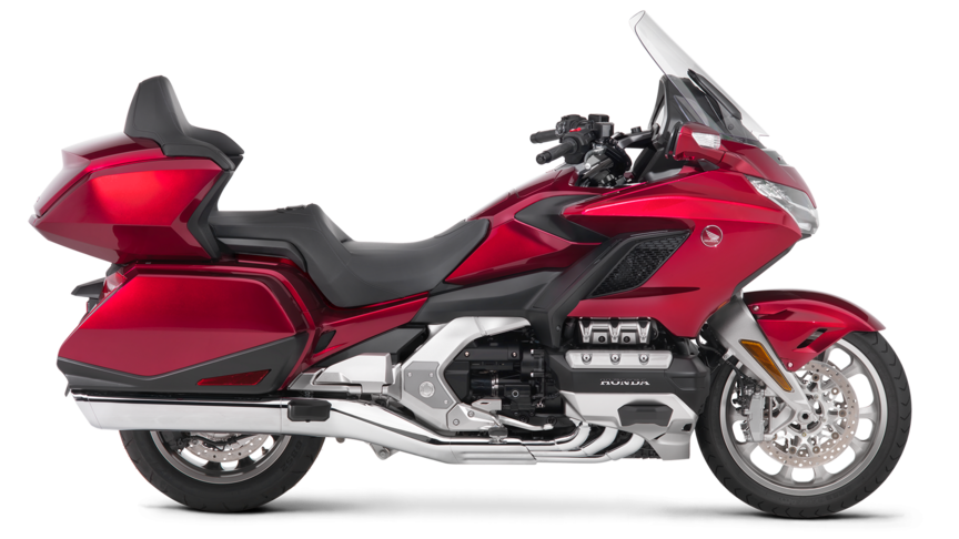 51 The 2019 Honda Gold Wing Spy Shoot