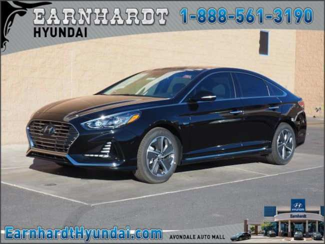 51 The 2019 Hyundai Sonata Hybrid Picture