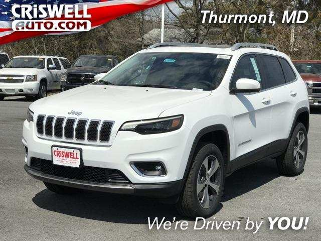 51 The 2019 Jeep Cherokee Research New