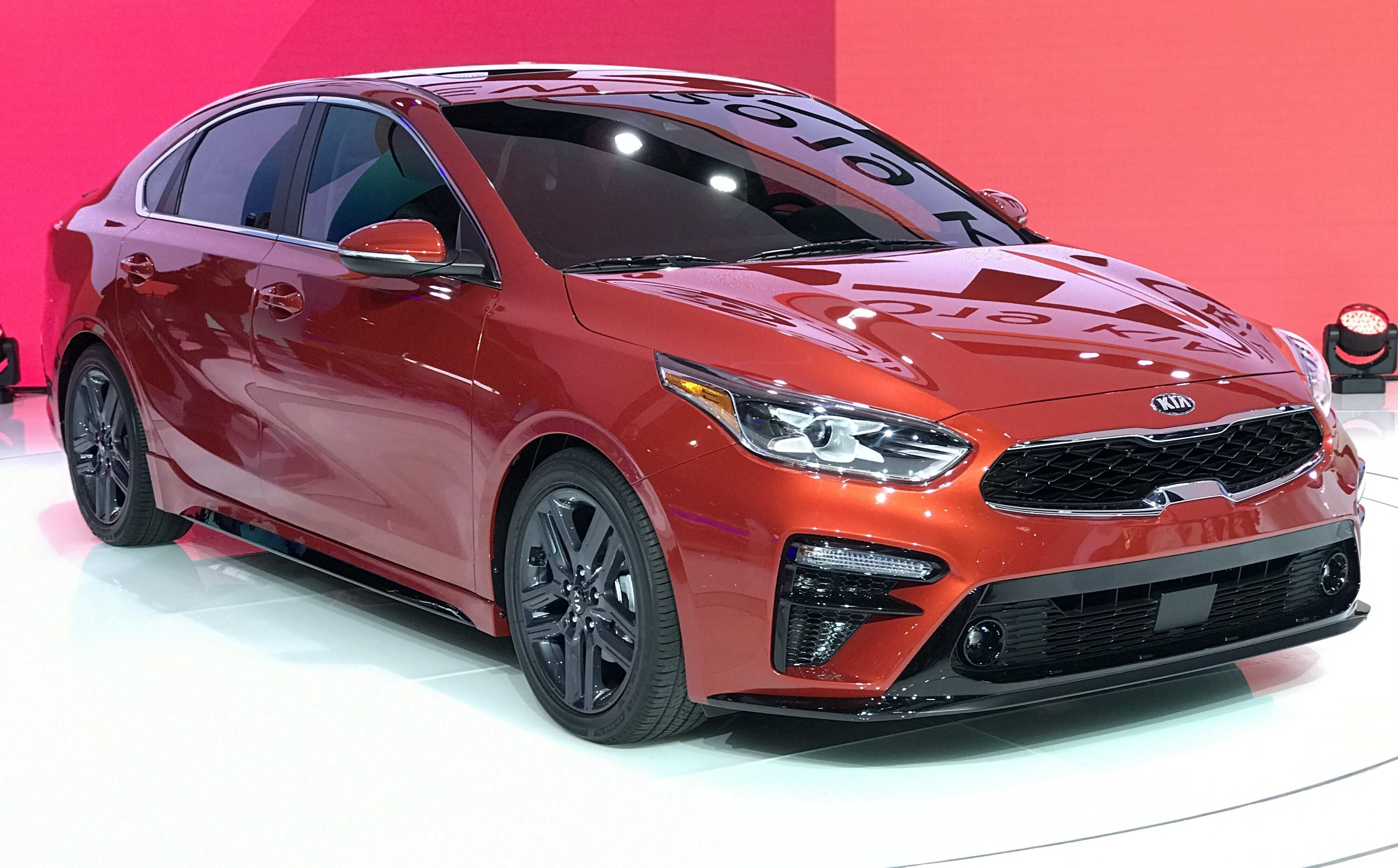 51 The 2019 Kia Forte5 Hatchback Concept And Review