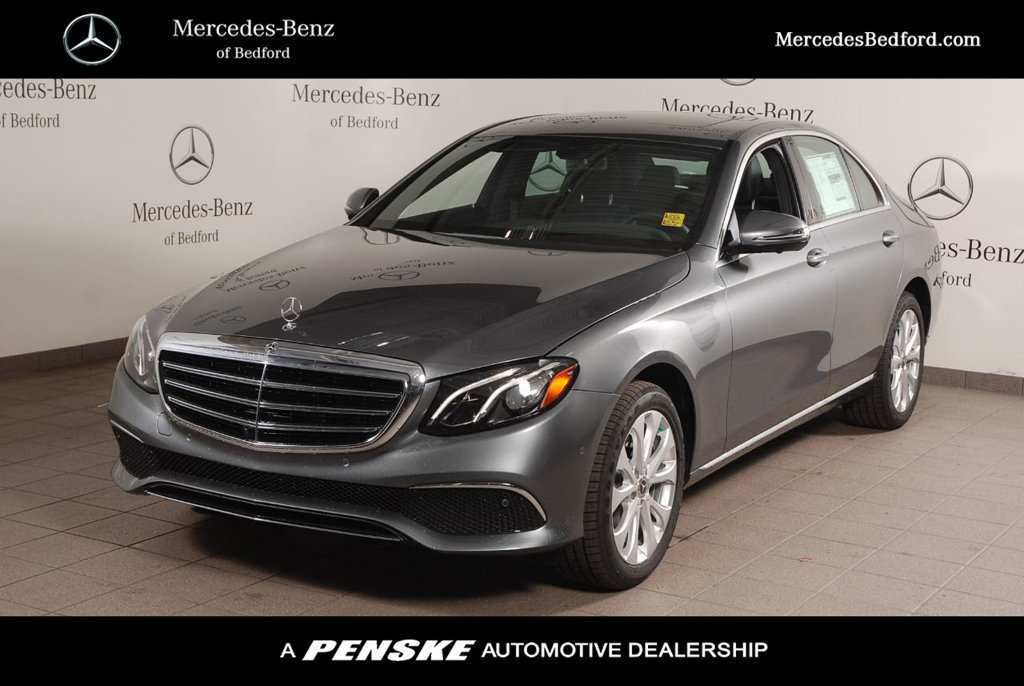 51 The 2019 Mercedes Benz E Class Review