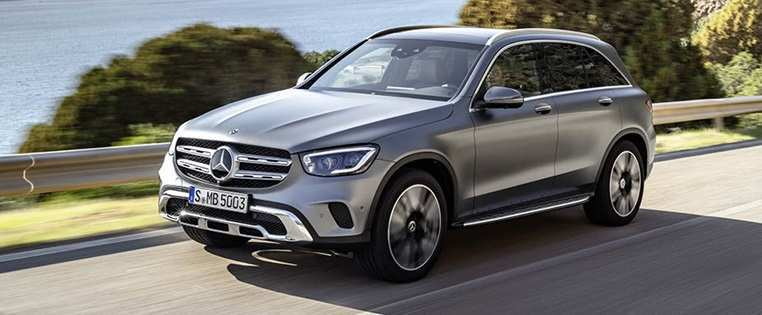 51 The 2019 Mercedes Glc First Drive