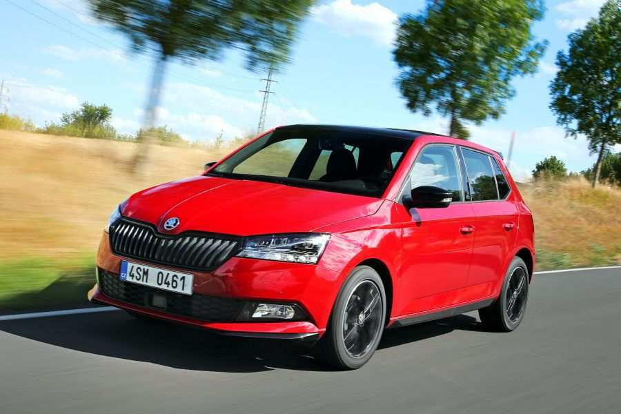 51 The 2019 Skoda Fabia New Review