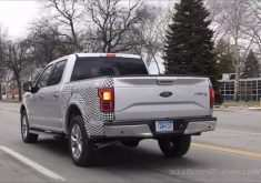 2019 Spy Shots Ford F350 Diesel