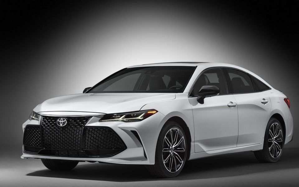 51 The 2019 Toyota Avalon Redesign And Concept