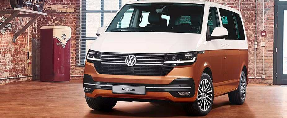 51 The 2019 Volkswagen Bus Picture
