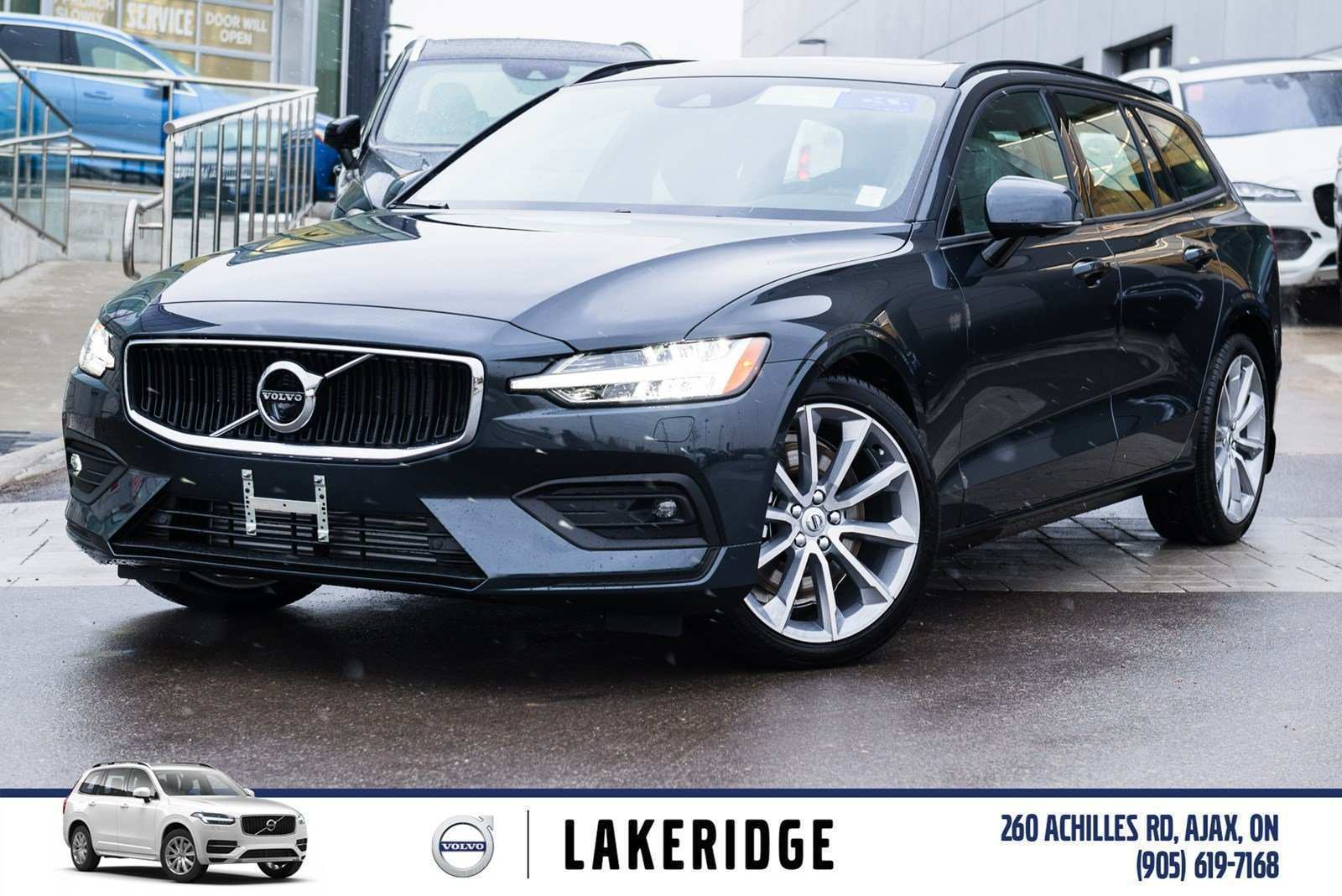 51 The 2019 Volvo Wagon Review