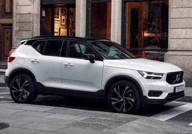 51 The 2019 Volvo Xc40 Length Price And Release Date