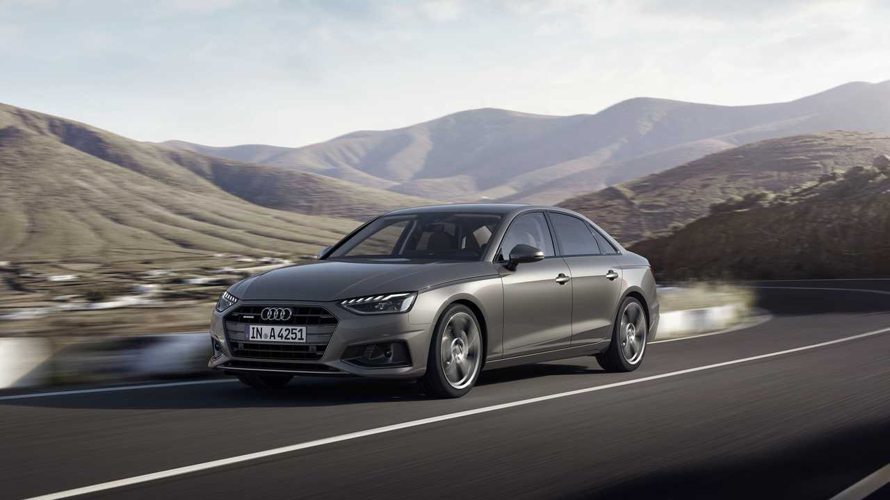 51 The 2020 Audi A4 Wallpaper