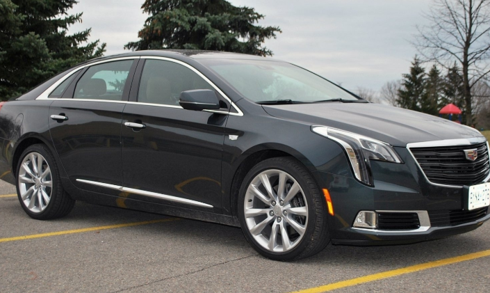 51 The 2020 Candillac Xts Model