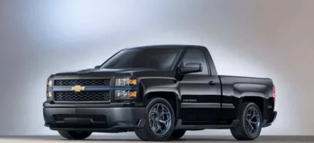 51 The 2020 Chevy Cheyenne Ss New Concept
