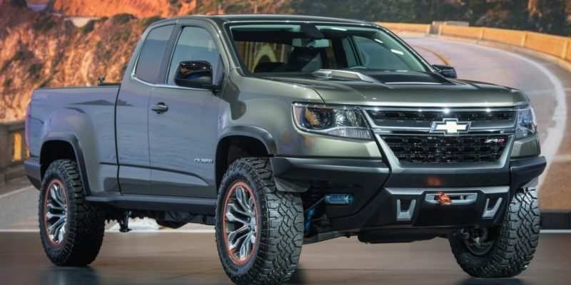 51 The 2020 Chevy Colorado Redesign