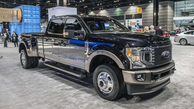 51 The 2020 Ford F 250 Interior