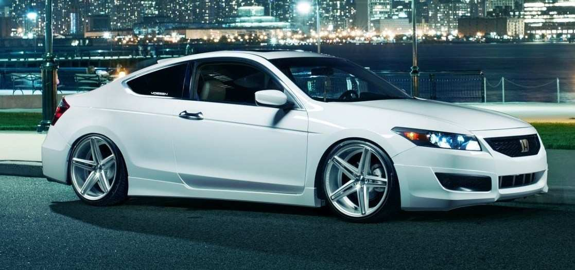 51 The 2020 Honda Accord Coupe Interior