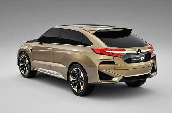 51 The 2020 Honda Crosstour Rumors