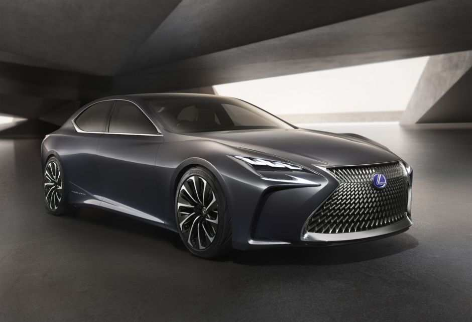 51 The 2020 Lexus LF LC New Review