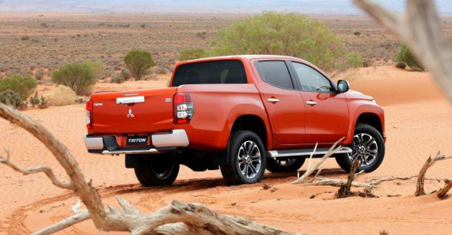 51 The 2020 Mitsubishi Triton Perfect Outdoor New Review