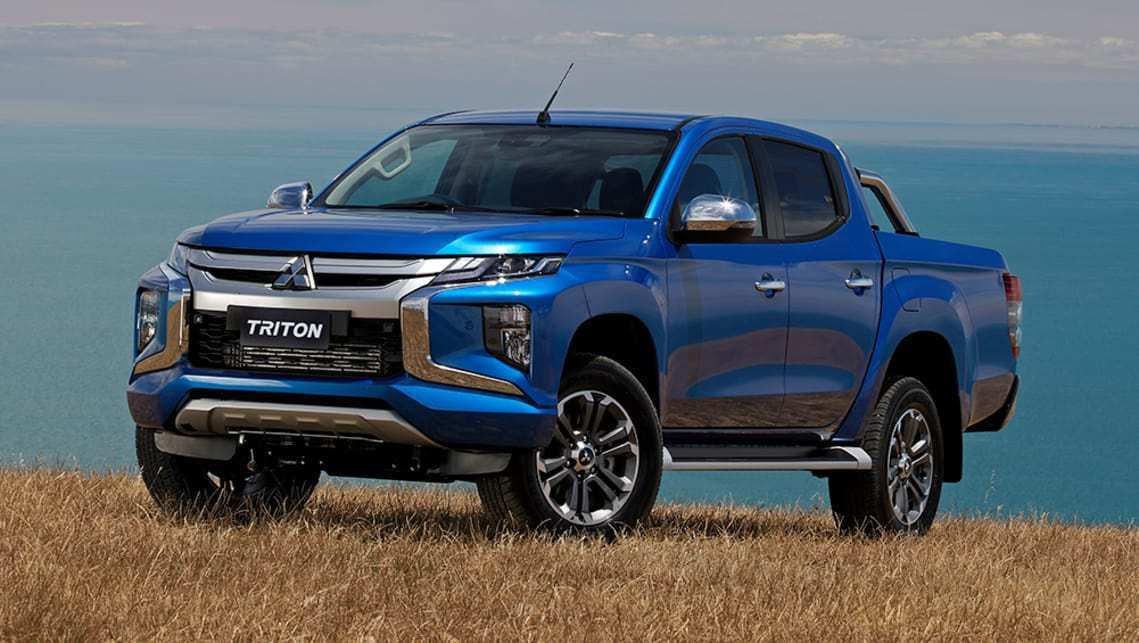 51 The 2020 Mitsubishi Triton Specs New Concept