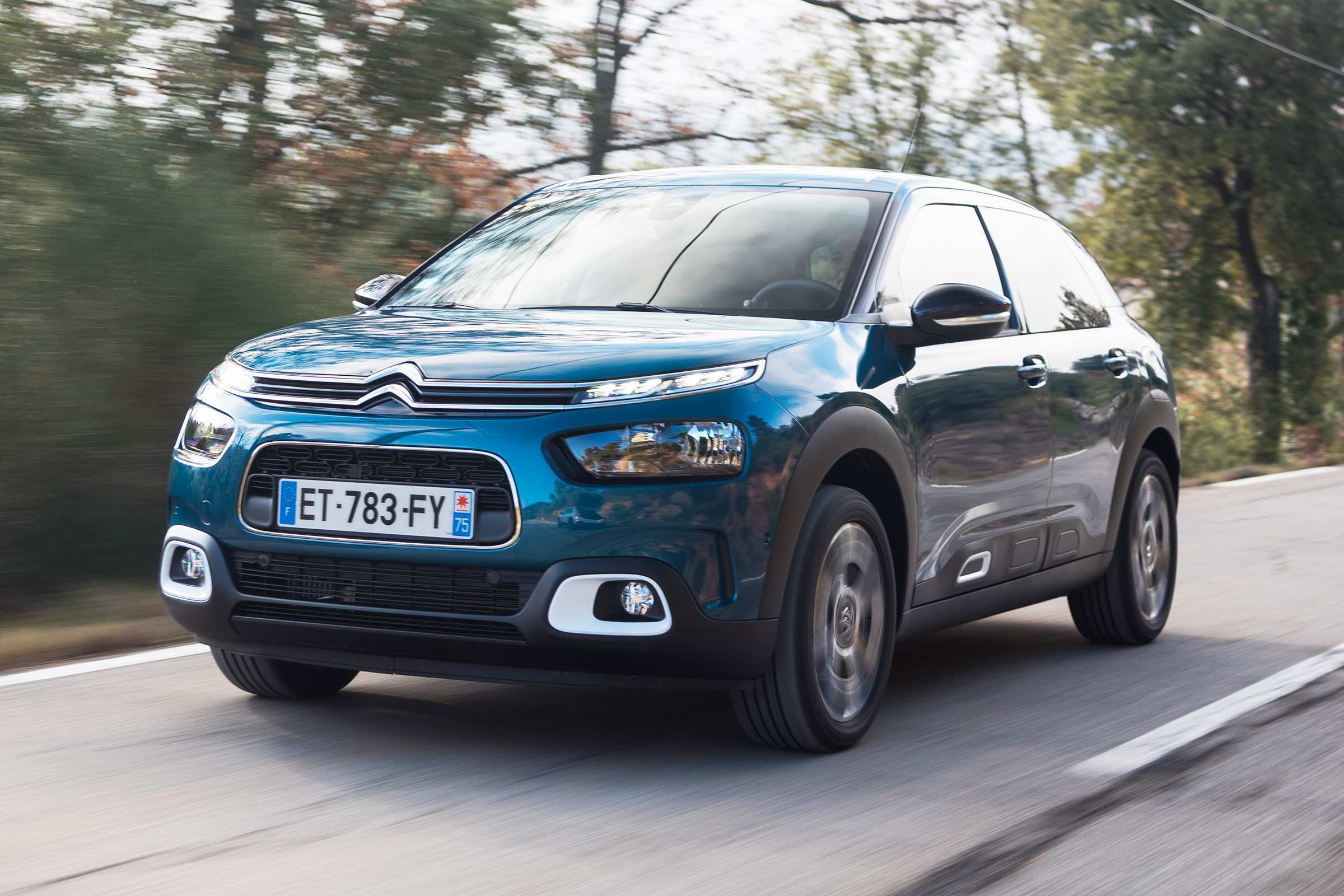 51 The 2020 New Citroen C4 First Drive