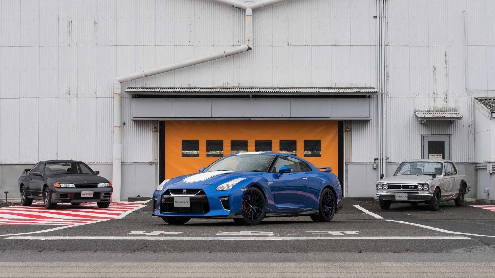 51 The 2020 Nissan Gtr Nismo Hybrid First Drive
