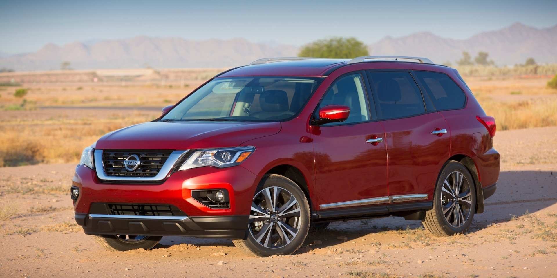 51 The 2020 Nissan Pathfinder Hybrid Redesign And Concept