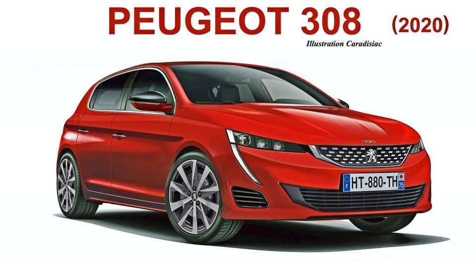 51 The 2020 Peugeot 308 Overview