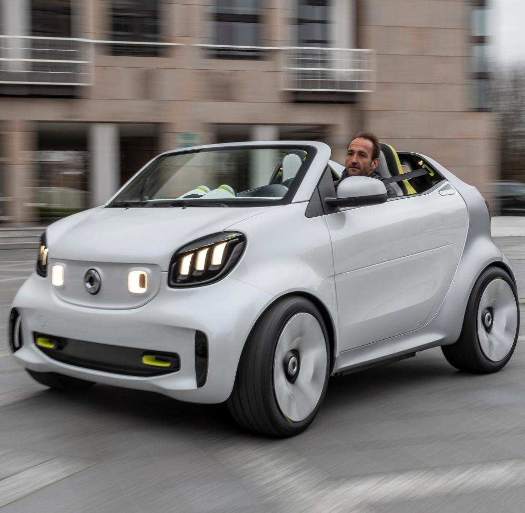51 The 2020 Smart Fortwo Overview