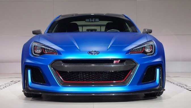 51 The 2020 Subaru Brz Sti Turbo Redesign And Concept