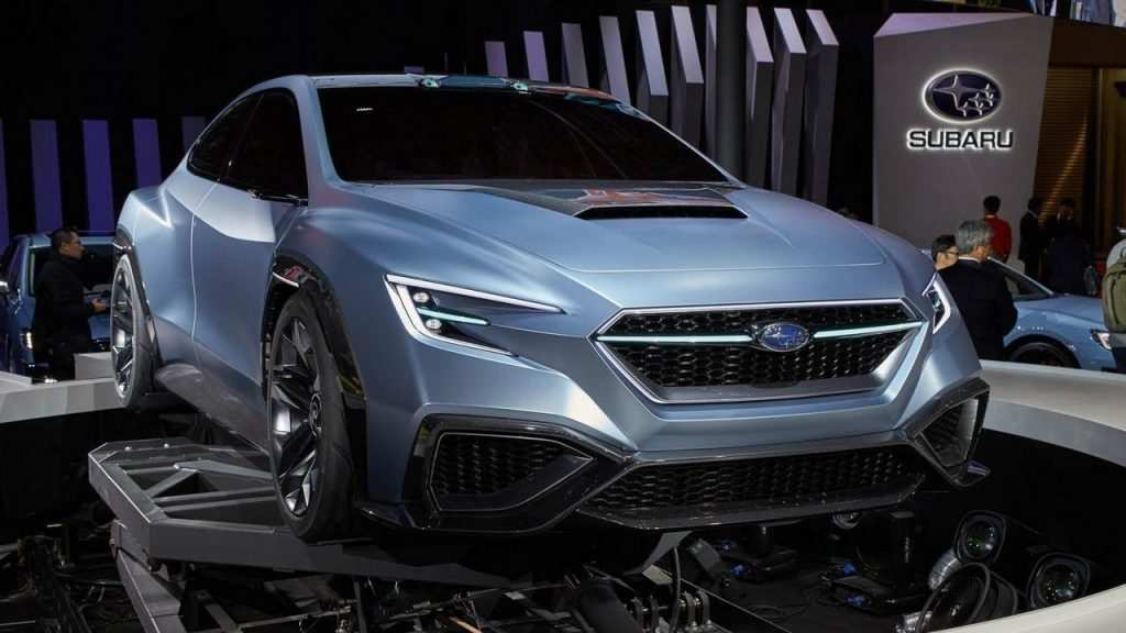 51 The 2020 Subaru Legacy Turbo Gt Engine