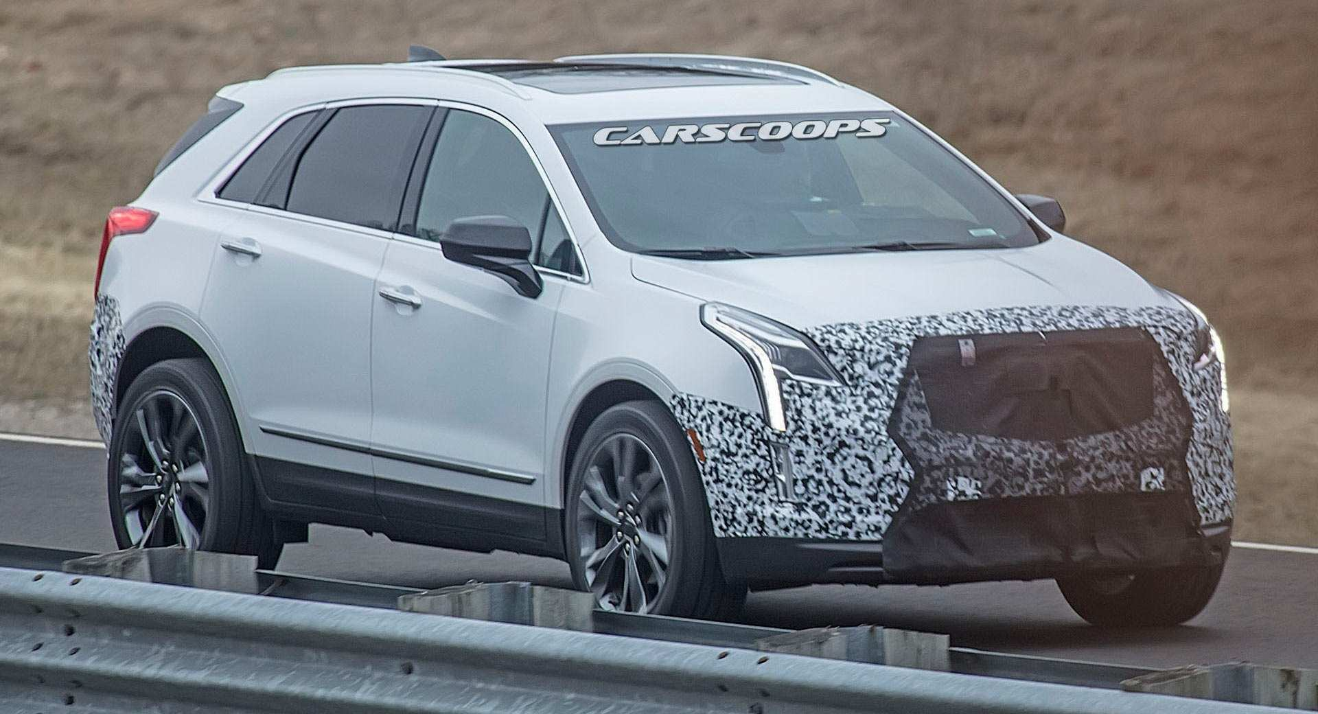 51 The Best 2019 Cadillac SRXSpy Photos Exterior And Interior